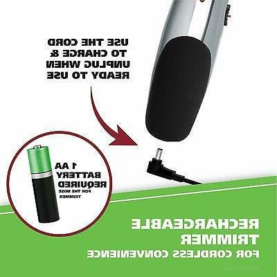 Wahl Beard Mustache Trimmer Clipper Electric Shaver