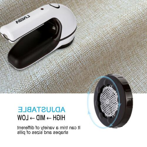 Rechargeable Shaver Lint Remover Clothes Pill Fluff