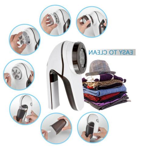 Rechargeable 6-Blade Clothes