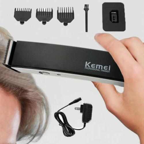 Rechargeable Electric Clipper Trimmer