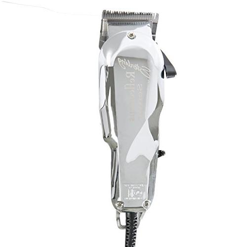 Wahl Clipper #8501 Classic with Metal Housing Chrome Cool v9000 for Fades for and