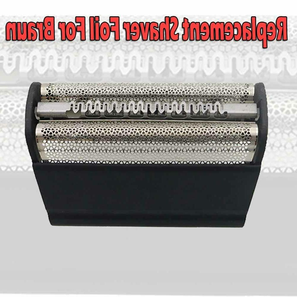 replacement shaver foil for braun 5000