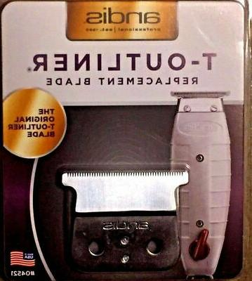 Andis Trimmer Blade, Silver