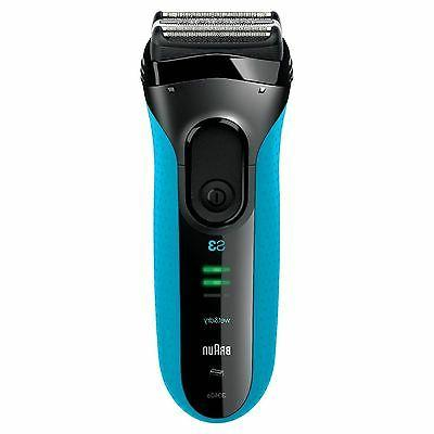 Braun Series 3040s and Mens Shaver Razor
