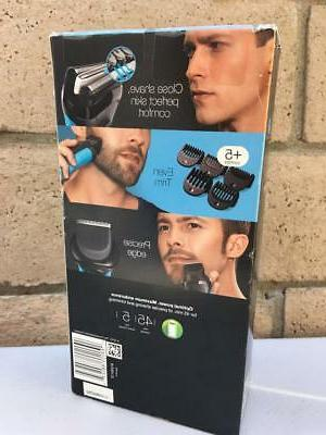& Electric Shaver /