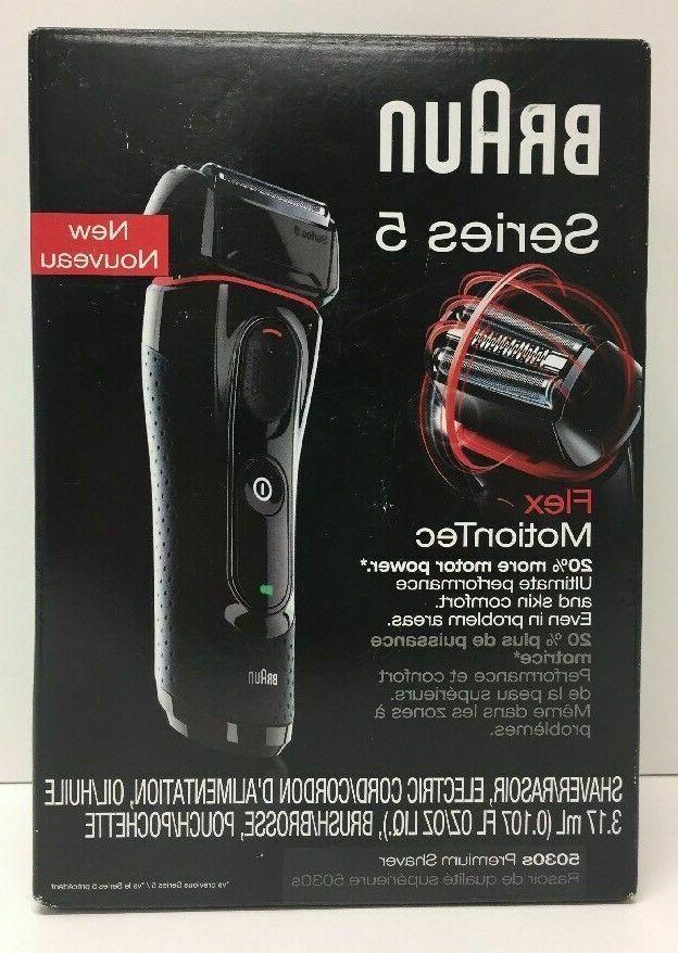 series 5030s gift electric shaver