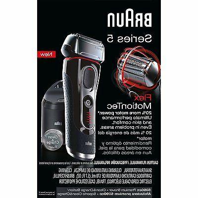 series 5090cc electric foil shaver