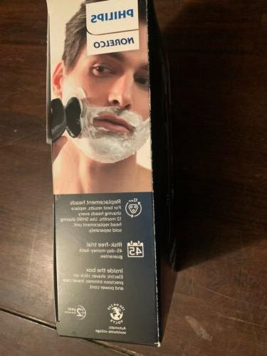 Philips Electric Shaver with Precision Trimmer