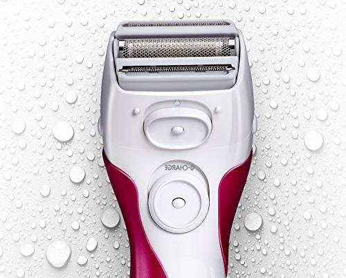 Panasonic Shaver 3 Blade Rechargeable