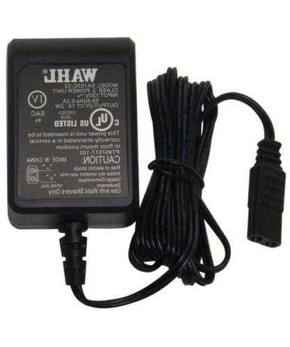 shaver charger cord