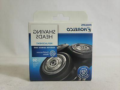 shaver head blades sh50 s5000