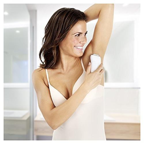Braun Women's 7 Hair Removal, Wet & Shaver