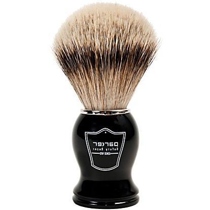silvertip badger bristle shaving brush