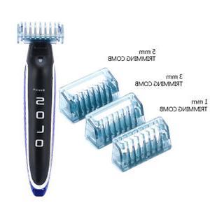 Micro Trimmer Edges Men 3 Combs