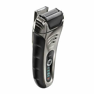 speed shave rechargeable lithium ion wet dry