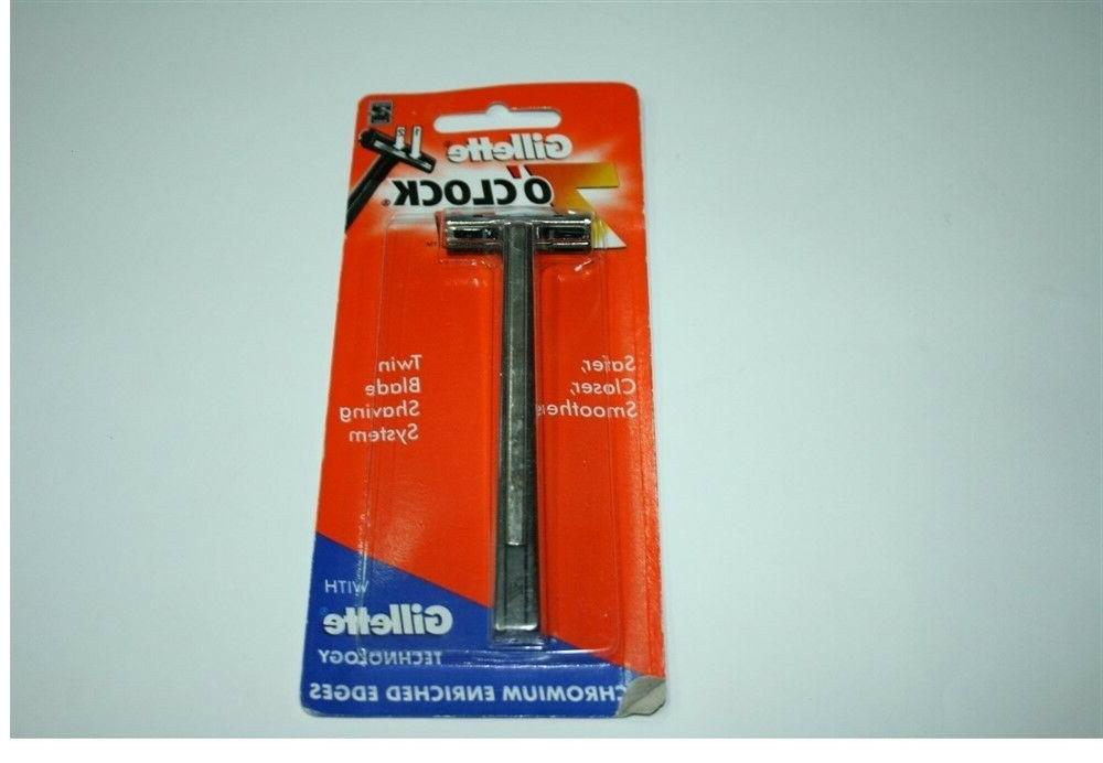 trac ii metal razor cartridge handle fits