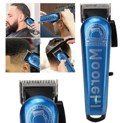 Wireless Rechargeable Trimmer Clipper Razor Barber