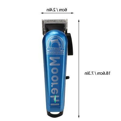 Wireless Electric Rechargeable Hair Trimmer Razor Barber