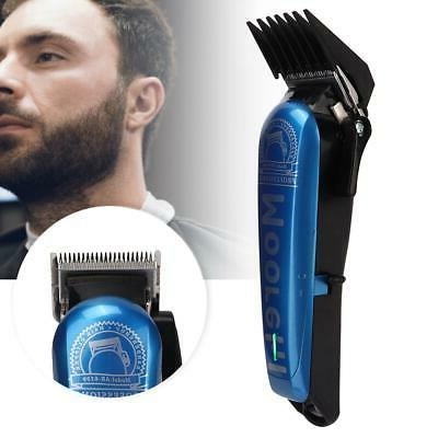 Wireless Rechargeable Trimmer Clipper Shaver Razor