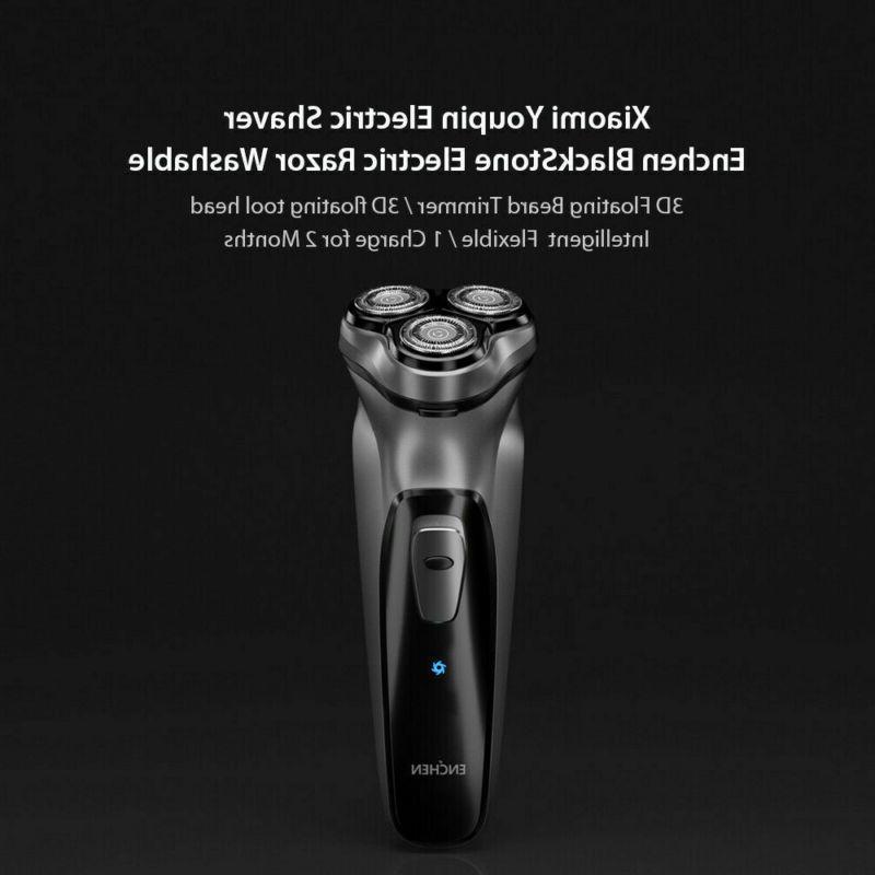 Xiaomi Electric Shaver Enchen BlackStone Facial Trimmer Washable