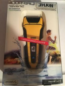 wahl lifeproof Shaver Lithium Ion Wet/dry Use 7061-100