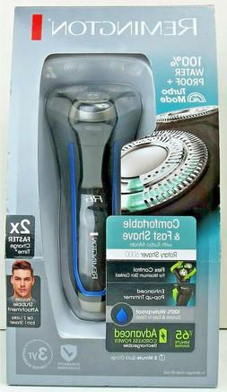 NEW! REMINGTON Lithium Power R8000 WeTech ROTARY SHAVER Elec