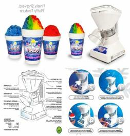 Little Snowie 2 Ice Shaver - Premium Shaved Ice Machine and