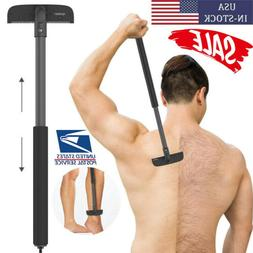 Men Back Hair Removal Body Shaver Razor Shaving Trimmer Tool