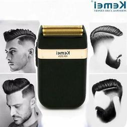 Men Electric Shaver Trimmer Rechargeable Portable Shaver Raz