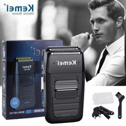 Men's Electric Dual Foil Shaver Comfort Series Beard Trimmer