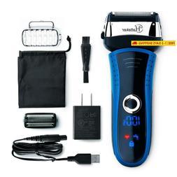 Hatteker Men's Electric Shaver Foil Shaver Wet Dry Electric