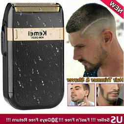 men s electric shaver trimmer razor reciprocating