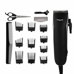 Hair Clippers Mens Trimmer Shaver Hair cutting Kit Complete