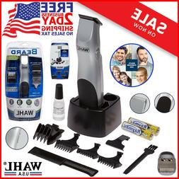 Wahl Kit Beard Trimmer Mustache Clipper Shaver Cordless Hair