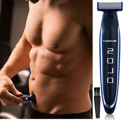 Micro Touch Men's Rechargeable Full Body Long  Hair Trimmer,