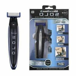 MicroTouch Micro Touch SOLO Men's Electric Shaver Rechargeab