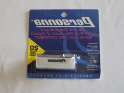 Personna Mini Hair Shaper Shaver Razor Blades Dispenser 20 B