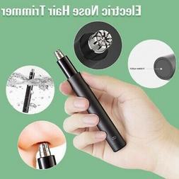 MiniSharp Nose Hair Shaver Safety Portable Face Nasal Hair T