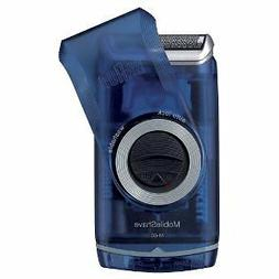 Braun Mobile Shave M-60b Cordless Pocket Travel Men's Electr