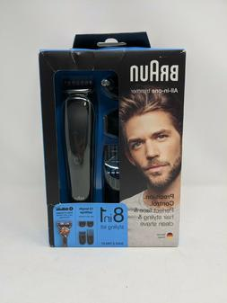Braun Multi Grooming Kit  8-in-1 Beard / Hair Trimmer for Me