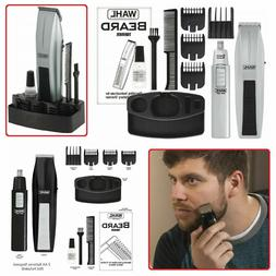 mustache and beard trimmer mens compact shaver