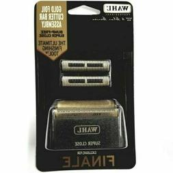 New  Wahl 5 Star Finale Shaver Replacement Foil & Cutter Bar