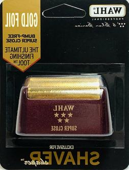 NEW Wahl 5 Star Series Shaver Shaper Gold Replacement Foil 7