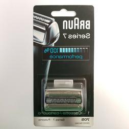 NEW Braun 70S Foil Shaver Replacement Cassette Head Series 7