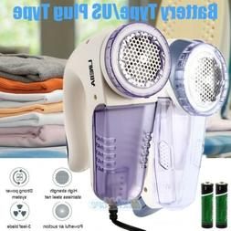 New Electric Clothes Lint Pill Fluff Remover Fabrics Sweater