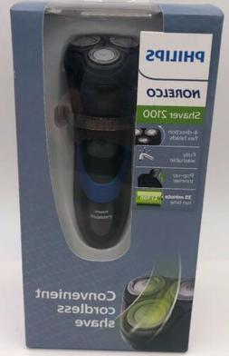 NEW Philips Norelco Electric Shaver 2100  Men's Cordless Sha