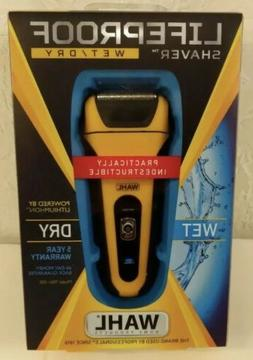 new lifeproof foil shaver lithium ion shock