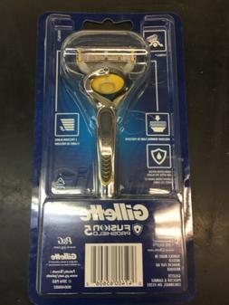 NEW Gillette Men's Fusion 5 ProShield Flexball Razor Blade S