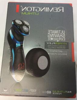 NIB Mens Remington Advanced Rotary Shaver & Wireless Speaker