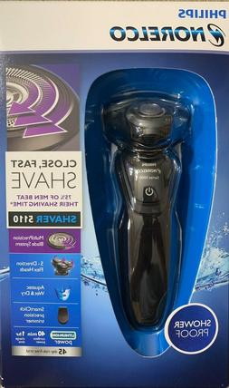 Philips Norelco Electric Shaver 5110 Wet & Dry - S5205/81